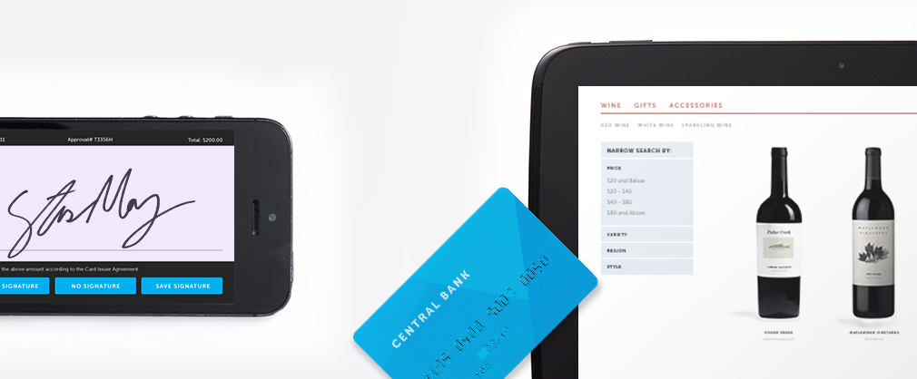 Secure Payments On-the-Go.  image